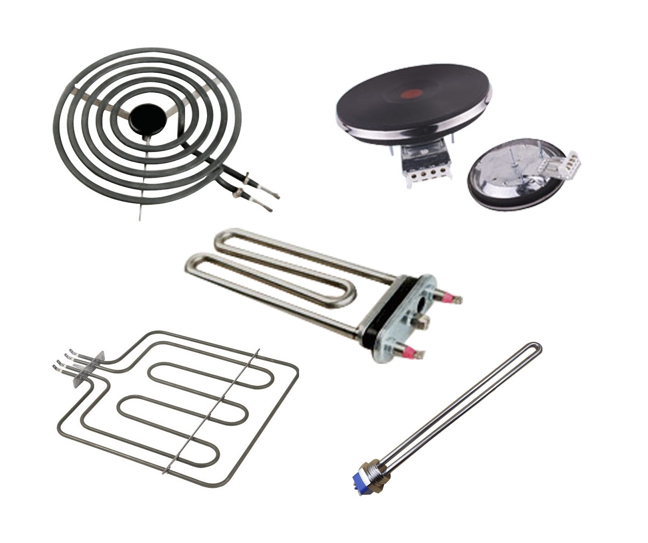 Heating Elements For Home Appliance